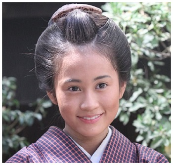 NHKドラマ「龍馬伝」の前田敦子